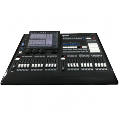 Hybrid+ Master 4096 Lighting controller, effects, lights, stage, theatre, church, hybrid near me, hybrid cape town