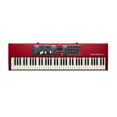 NORD 6D 73, synth, keyboard, pro, stage, church, studio, band, Nord near me, Nord Cape Town