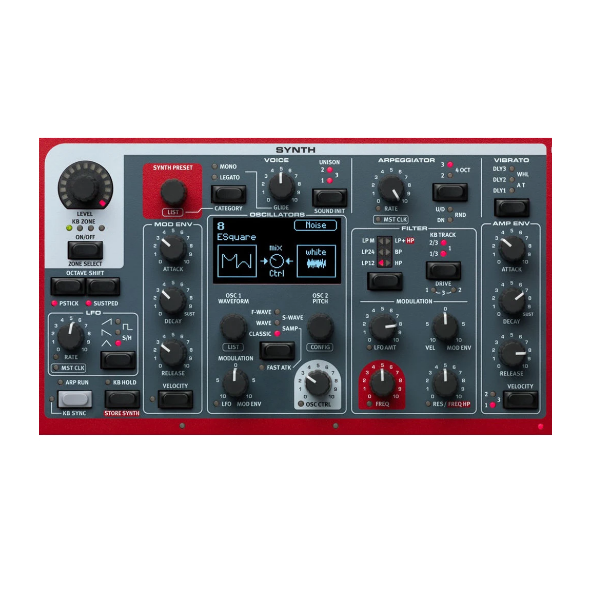 Nord Stage 3 Compact 73, synth, stage, studio, church, band, Nord near me, Nord Cape Town