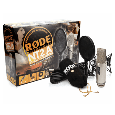 Rode NT2-A, condenser, professional, recording, mic, kit, studio, productions, film, audio, PC, Rode near me, Rode Cape Town