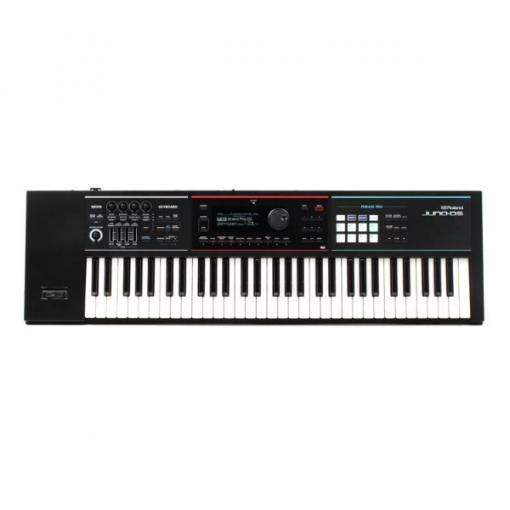Roland JUNO DS-61, synth, 61 key, band, stage, church, studio, Roland near me, Roland Cape Town