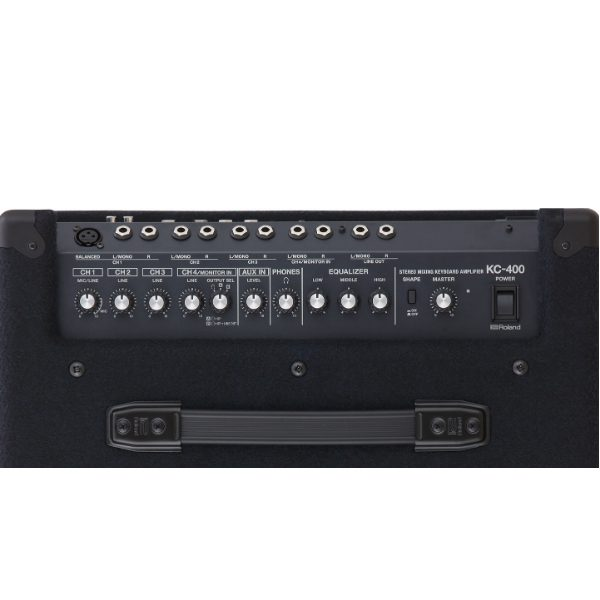Roland KC-400, keyboard, amp, stage, band, church, live, PA, roland near me, roland cape town