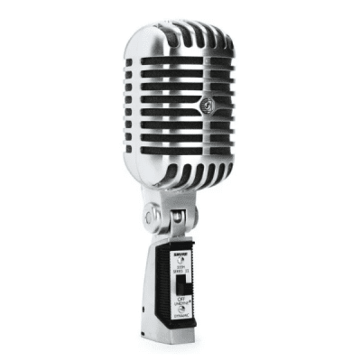 Shure 55SH, classic, vocal, mic, stage, rock, pop, band, Shure near me, Shure Cape Town