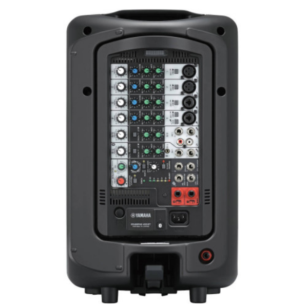 Yamaha StagePas 400BT , PA, powered mixer, portable, package, stage, church, theatre, school, PA, Bluetooth, Yamaha near me, Yamaha Cape Town