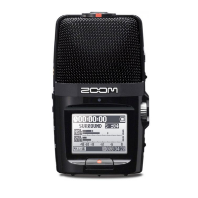 Zoom H2n, recorder, handheld, high quality, built-in mics, portable, digital, Zoom near me, Zoom Cape Town