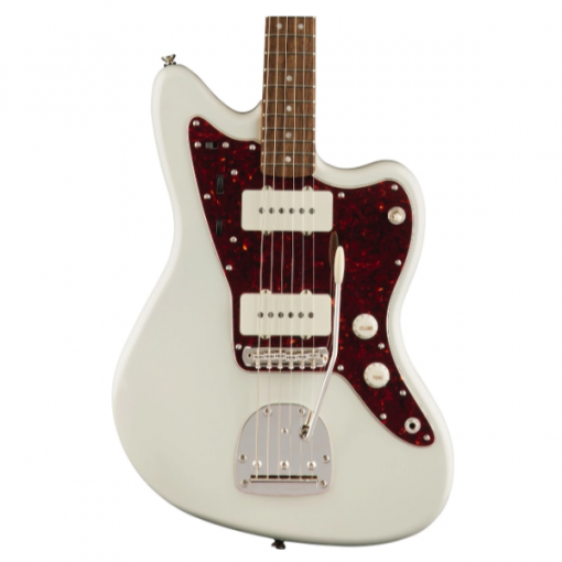 Fender, Squier, Classic Vibe '60s, Jazzmaster, Olympic White, Indian Laurel Fretboard, Electric Guitar, Squier Cape Town, Squier Near Me, Squier South Africa