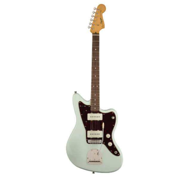 Fender, Squier, Classic Vibe '60s, Jazzmaster, Sonic Blue, Indian Laurel Fretboard, Electric Guitar, Squier Cape Town, Squier Near Me, Squier South Africa