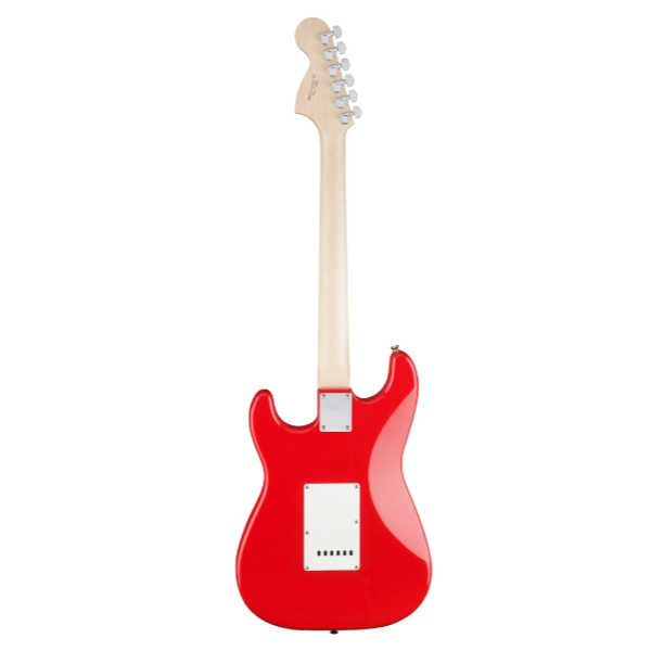 Fender, Squier, Affinity, Stratocaster, Racing Red, Indian Laurel, Fender Cape Town, Fender near me,