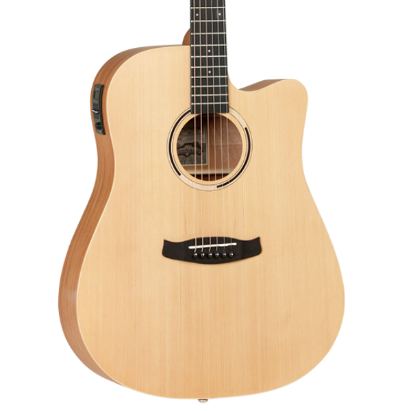 Tanglewood, Roadster II , Dreadnought , Acoustic Electric, Cutaway, Pickup, TWR2 DCE, Tanglewood near me, Tanglewood Cape Town,