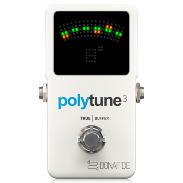 TC Electronics, Polytune 3, Tuner, polyphonic tuner, Pedal Tuner, Tuner Cape Town, Tuner Near Me