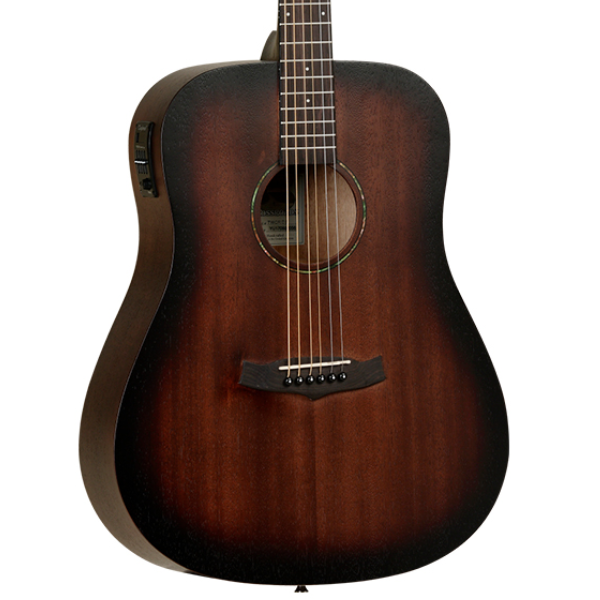 Tanglewood, TWCRDE, Dreadnought, Acoustic, Acoustic Electric, Whiskey barrel, Crossroads, Tanglewood Near Me, Tanglewood Cape Town,