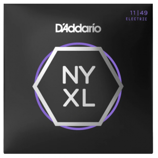 D'Addario, NYXL1149, Electric, Strings, 11-49, Nickle Wound, Electric Strings Near Me, Electric Strings Cape Town,