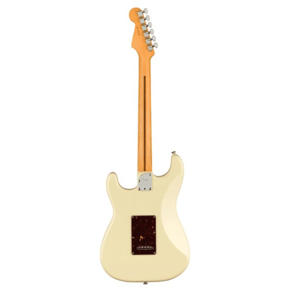 Fender, American, Professional II, Stratocaster, Rosewood Fingerboard, Olympic White