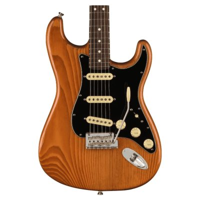 Fender, American, Professional II, Stratocaster, Rosewood Fingerboard, Roasted Pine