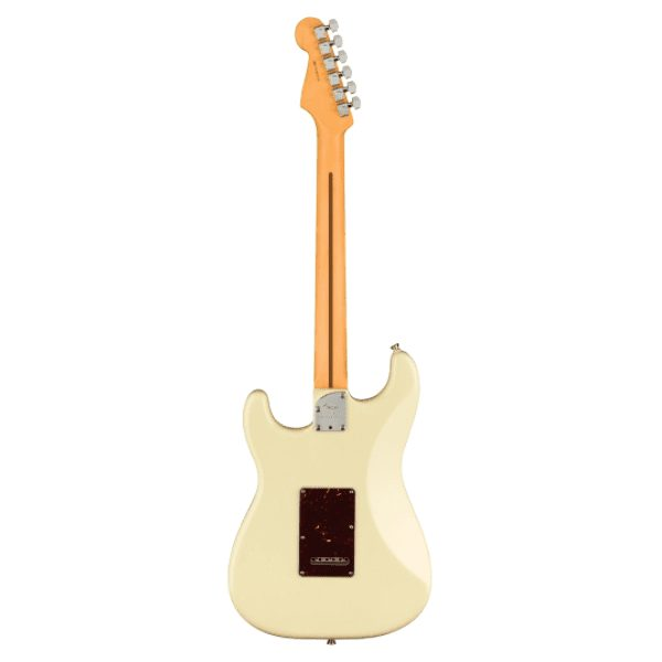 Fender, American, Professional II, Stratocaster, Maple Neck, Olympic White