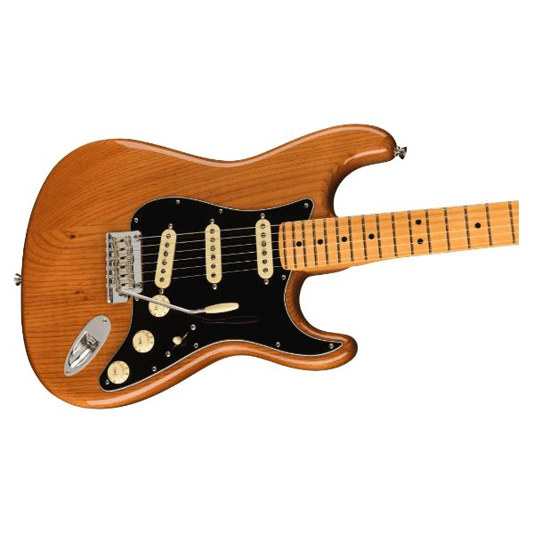 Fender, American, Professional II, Stratocaster, Maple Neck, Roasted Pine