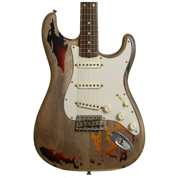 Fender, Rory Gallgher, Signature, Stratocaster, Electric, Road worn, Fender Near Me, Fender Cape Town, Rory Gallagher Strat Near Me, Rory Gallagher Strat Cape Town,