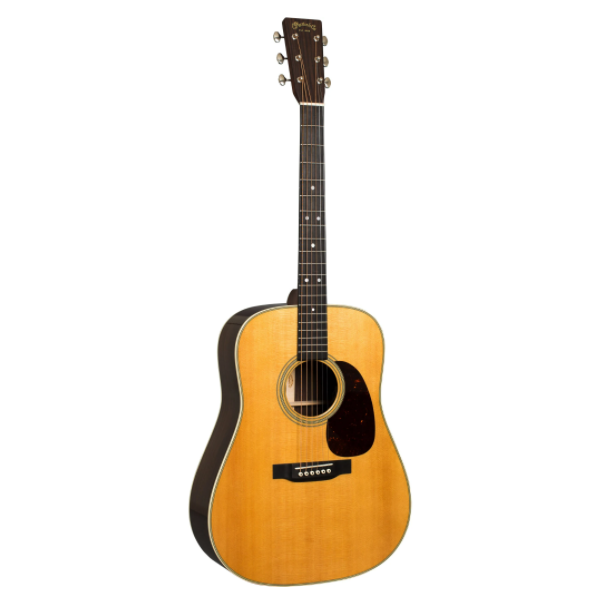 Martin, D-28LRB, Solid Sitka Spruce Top, Solid Indian Rosewood Back & Sides, LR Baggs Anthem pickup, Dreadnought, Acoustic, Martin Acoustic Near Me, Martin Acoustic Cape Town,
