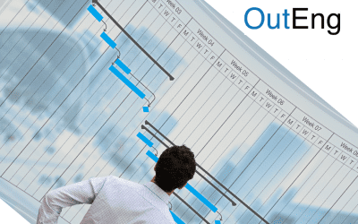 Outsourcing: meeting client and industry requirements on time and in budget