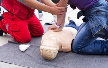 Heartsaver, First Aid, CPR and AED
