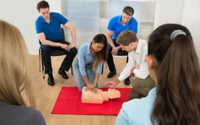First Aid Update for Groups