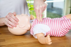 Paediatric CPR & Basic First Aid
