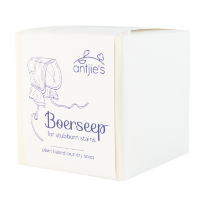 Antjie's Traditional laundry soap boerseep